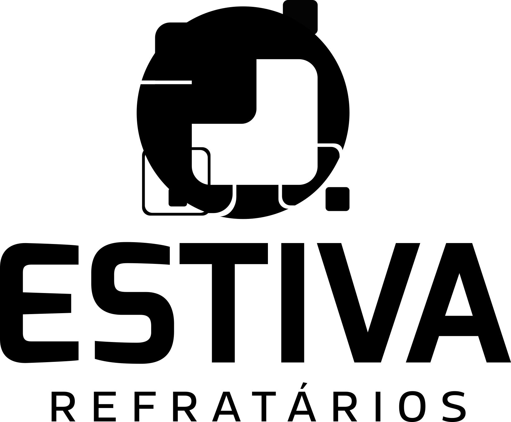 Logo Estiva Preto
