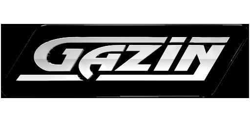 Logo Gazin Preto