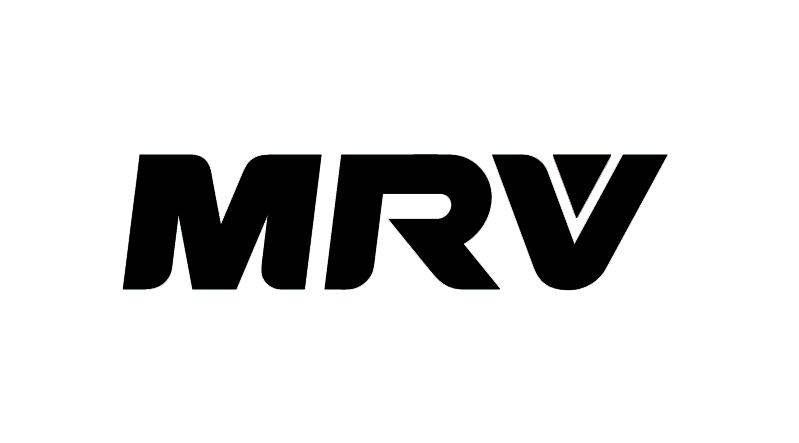 Logo Mrv Preto