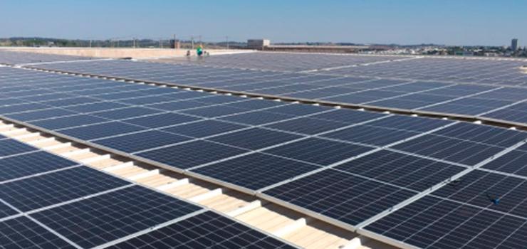 Primeiro shopping de Umuarama terá um dos maiores sistemas de energia solar do setor